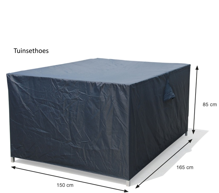 Coverit® Tuinsethoes 165x150xH85