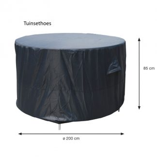 Coverit® Tuinsethoes ø200xH85