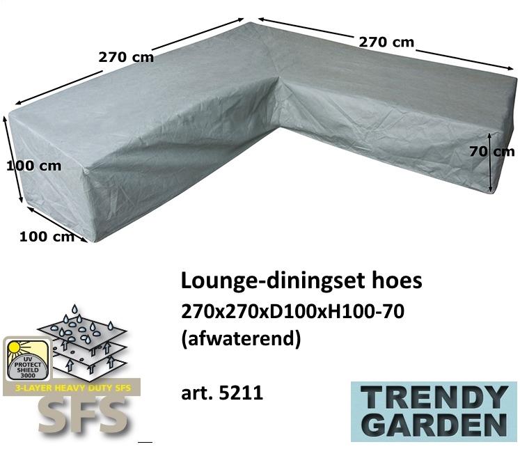 lounge-diningset hoes