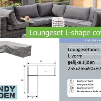 loungesethoes L-vorm