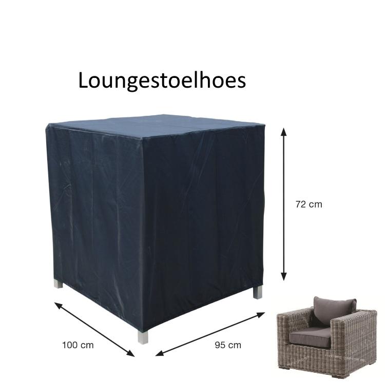 afdekhoes loungestoel