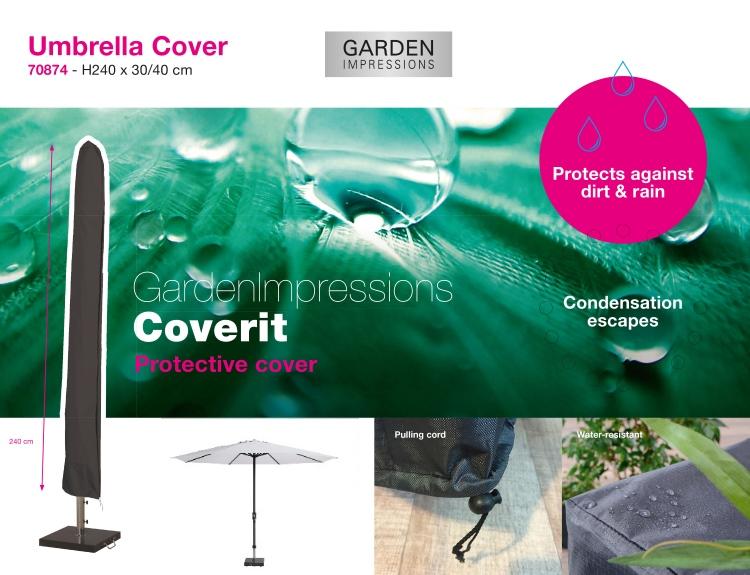 parasolhoes voor stokparasol