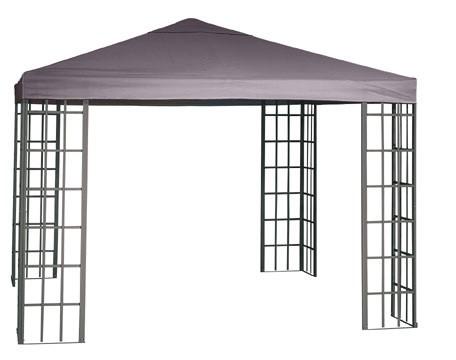 dak paviljoen 300x300cm