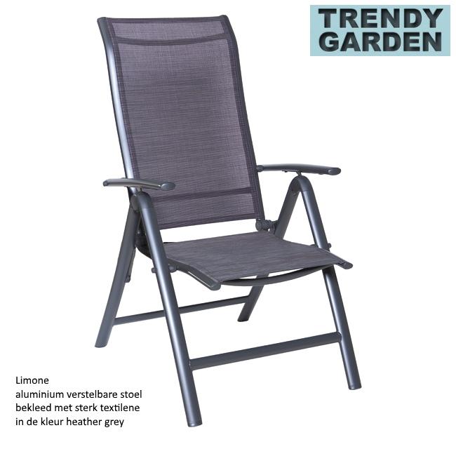 Limone aluminium stoel