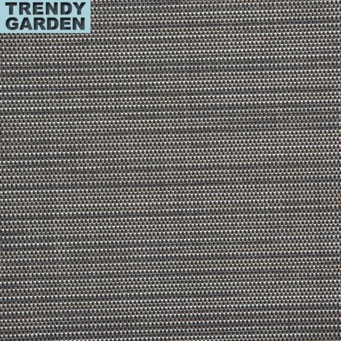 heather grey textilene doek
