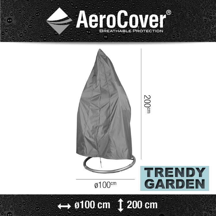 Hangstoelhoes AeroCover ø100xH200