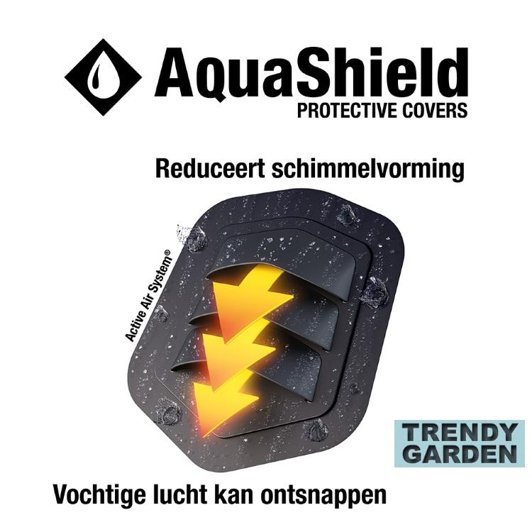 Aquashield beschermhoezen voor tuinmeubelen