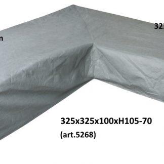 lounge-dininghoes (gelijke zijden)