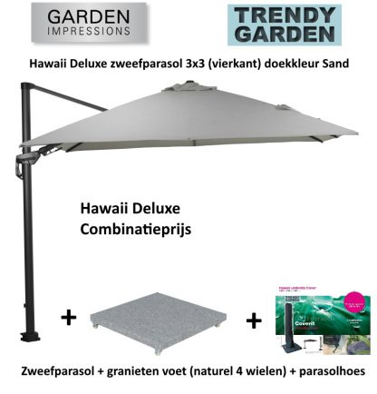 Hawaii parasol Deluxe